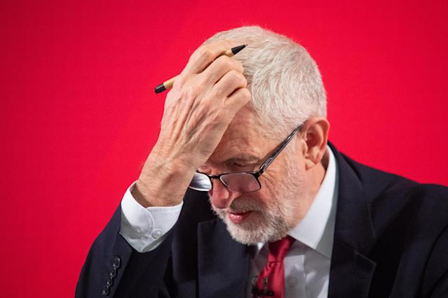 Jeremy Corbyn was grilled for 30 minutes by Andrew Neil on Tuesday night. (PA Images)