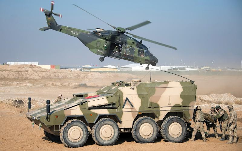 Lithuania splurges on its largest ever military purchase, amid heighened Russian Federation fears