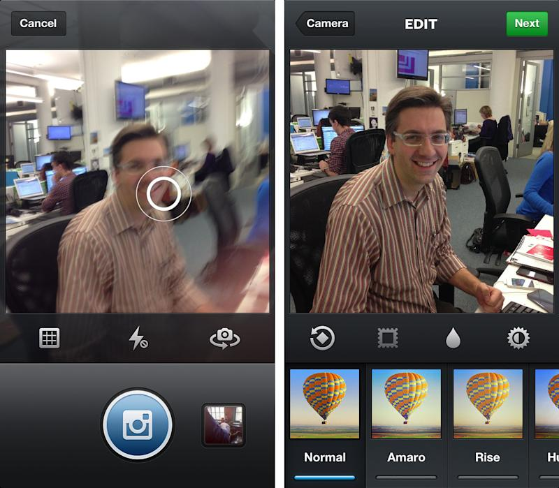Hands On With Instagram's New Features