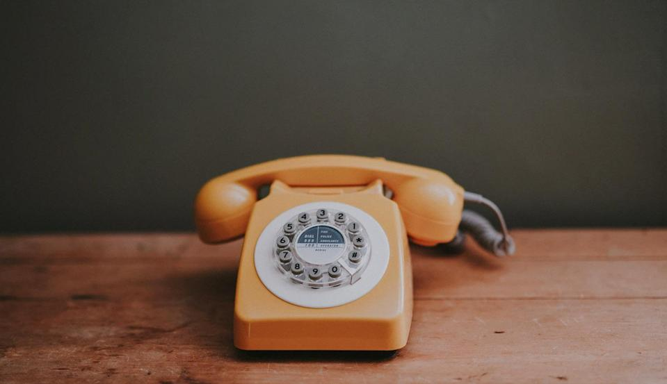 "Don't be afraid to FaceTime, text, or call old acquaintances when freelancing is slow. (<a href=""https://unsplash.com/@anniespratt"" rel=""nofollow noopener"" target=""_blank"" data-ylk=""slk:Annie Spratt"" class=""link rapid-noclick-resp"">Annie Spratt</a>)"