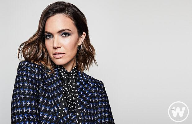 'This Is Us' Star Mandy Moore on Playing Character at Different Ages (Video)