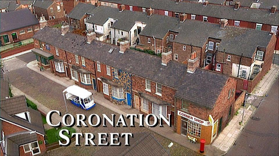 <p>Coronation Street is pausing filming due to covid 19</p> (PA)