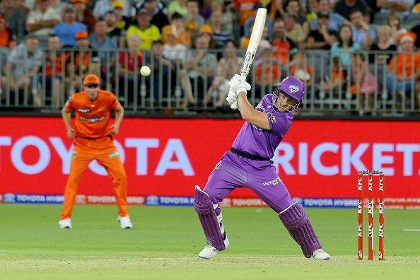 D'Arcy Short is a big star in BBL