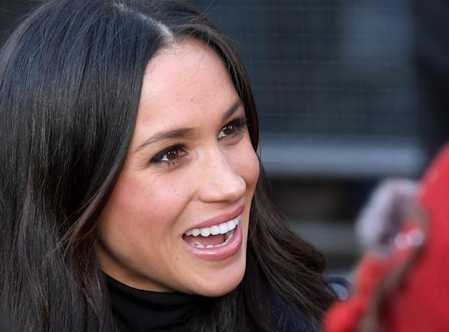 Meghan Markle may already have picked her wedding dress designer. (Photo: Getty Images)