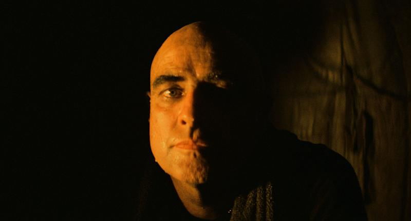 Marlon Brando as Colonel Kurtz in Apocalypse Now. (Studiocanal)