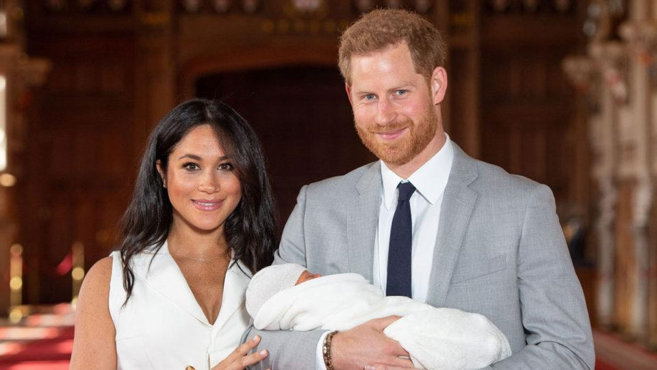 Harry and Meghan have resisted all forms of media attention since royal baby Archie's birth in May. Photo: Getty
