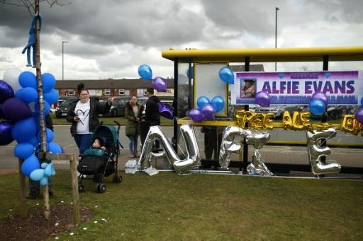 Alfie's parents had fought to take him from a hospital in Liverpool to a clinic in Rome