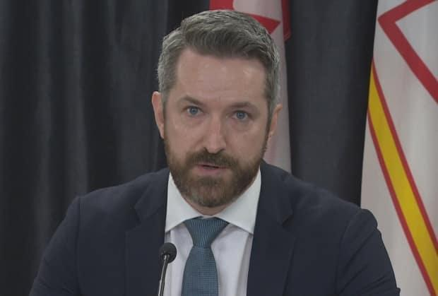 Defence lawyer Mike King is the director of the Serious Incident Response Team of Newfoundland and Labrador, and the only member of the team that is not a police officer. (CBC - image credit)