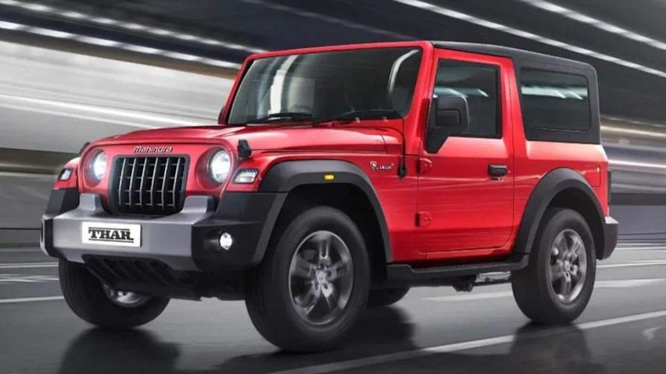Mahindra commences deliveries of its 2020 Thar SUV in India