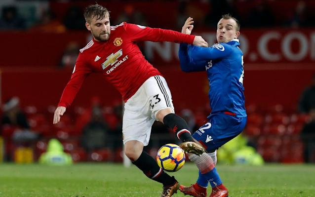 "Luke Shaw is hoping to force his way into Gareth Southgate's World Cup plans after claiming he feels in the best shape of his career and rejuvenated under Jose Mourinho. Shaw has started eight of United's past 11 games and his latest appearance in the 3-0 win over Stoke City at Old Trafford last night was his fifth start in a row for Mourinho. It marks a huge turnaround in fortunes for the left back, whose Old Trafford career appeared in serious jeopardy last year after Mourinho questioned his commitment, focus, ambition and football brain and the player was far down the pecking order in the wake of a slow recovery from a double leg fracture in 2015 that kept him out for 11 months. Shaw still has work to do to convince Mourinho he should be part of his long-term plans and to deter the manager from entering the transfer market for a new left back next summer. But the 22-year-old is convinced he is on an upward curve and has even set his sights on a World Cup place with England in Russia if he can maintain his fitness and form. Shaw still has some way to go to convince Mourinho he has a long-term future at United Credit: Getty Images ""A bad injury like I had always stays with you a little bit afterwards but it's in the past and I feel really good and really fit and my leg feels perfect,"" Shaw said. ""Body-wise and fitness-wise I probably feel the best I've ever felt. Mentally I feel strong as well and I'm enjoying my football. It's now about pushing on and helping the team. ""I'm really determined for the second half of the season. There are so many games coming up. There is a lot to play for with the World Cup as well. A lot of players want to impress their national managers and, personally, I want to play as many games as possible to help United. If I can then hopefully I will state my case to go to the World Cup. I had a taste of it in Brazil [in 2014] and it was amazing. ""I can't wait for the Champions League to start again too. I broke my leg in my first Champions League game [against PSV Eindhoven] so it's a competition I'm determined to help the team do well in."" Shaw has not had the easiest relationship with Mourinho but he believes he has come out on the other side a stronger player under the Portuguese. Shaw has not had the easiest of relationships with Mourinho Credit: Getty Images Asked about Mourinho's recent praise of his performances, Shaw said: ""It's really nice to hear. The manager has been really good with me and has given me extra confidence. ""He's just told me to go out and enjoy the games and that is what I've been doing. I'm just focussed on working really hard for the manager, and for the team, because I want to keep on playing and hopefully more games will come. ""I've been feeling good. It's been really nice to be back on the pitch and I'm really enjoying having game-time. ""Personally, the last few weeks have been good but as a whole and as a team, we've been disappointed with some of the results. But I hope there are many more games for many and many more good results for the team this season. January 2018 transfer window ""It's always about working hard, that's always something I've always tried to do throughout my career and will always try to do. I just kept my head down, kept working hard with the manager and the coaching staff and I knew in the end the benefits of that would come and, right now, everything is on track. I want to keep that going. ""The Christmas period was actually the best thing for me, having lots of games close together. I felt really good after three games in a week because that's what I needed."" Shaw made his first start of the campaign in the 2-1 Champions League win over CSKA Moscow in December and believes he has kicked on since then. ""I've always felt really confident especially recently, and I knew I was in a good moment fitness-wise with the work that I had been doing,"" he said. ""And I knew when my chance came I'd be ready. It was really nice to be recognised by the fans in that game and from there I wanted to build on that performance and now it's been [seven] more full games that I've had. I just want to kick on now. I'm not looking back, I'm only looking forward."""