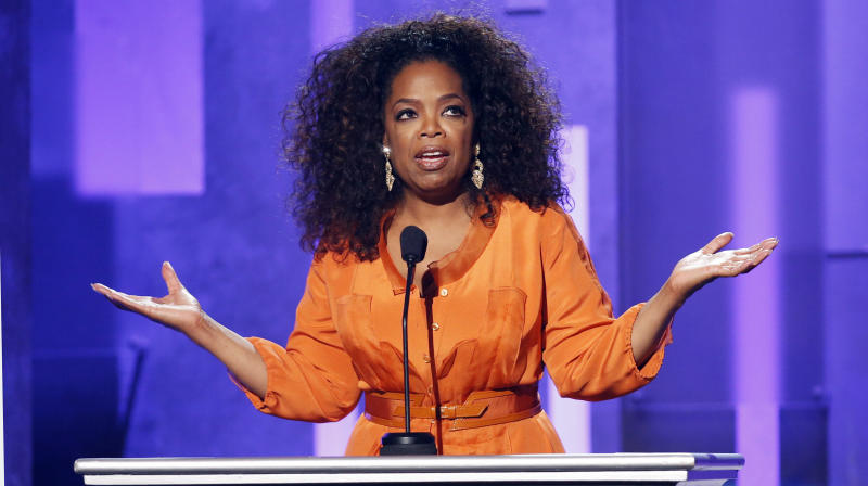 Oprah Denies Any Presidential Bid Despite 'Vote Of Confidence' Tweet