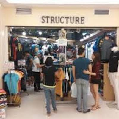 <p>Otherwise known as Express, but for dudes. Sadly, Structure became Express Men in 2001, ruining #MallMemories in the process.</p>