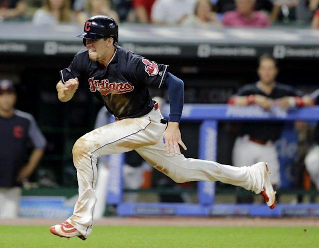 """Bradley Zimmer thinks he has what it takes to bring down """"The Freeze."""" (AP Photo)"""