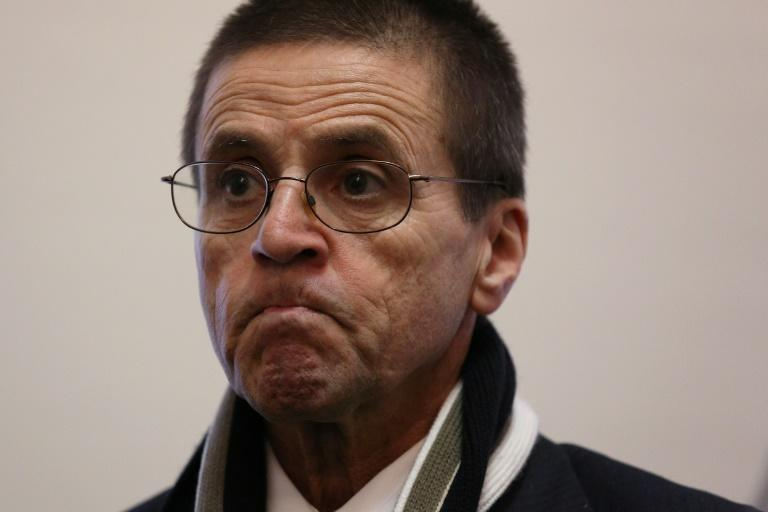 Hassan Diab, pictured in Ottawa in 2018, has always denied involvement in the bombing of a Paris synagogue, saying he was taking exams in Beirut at the time