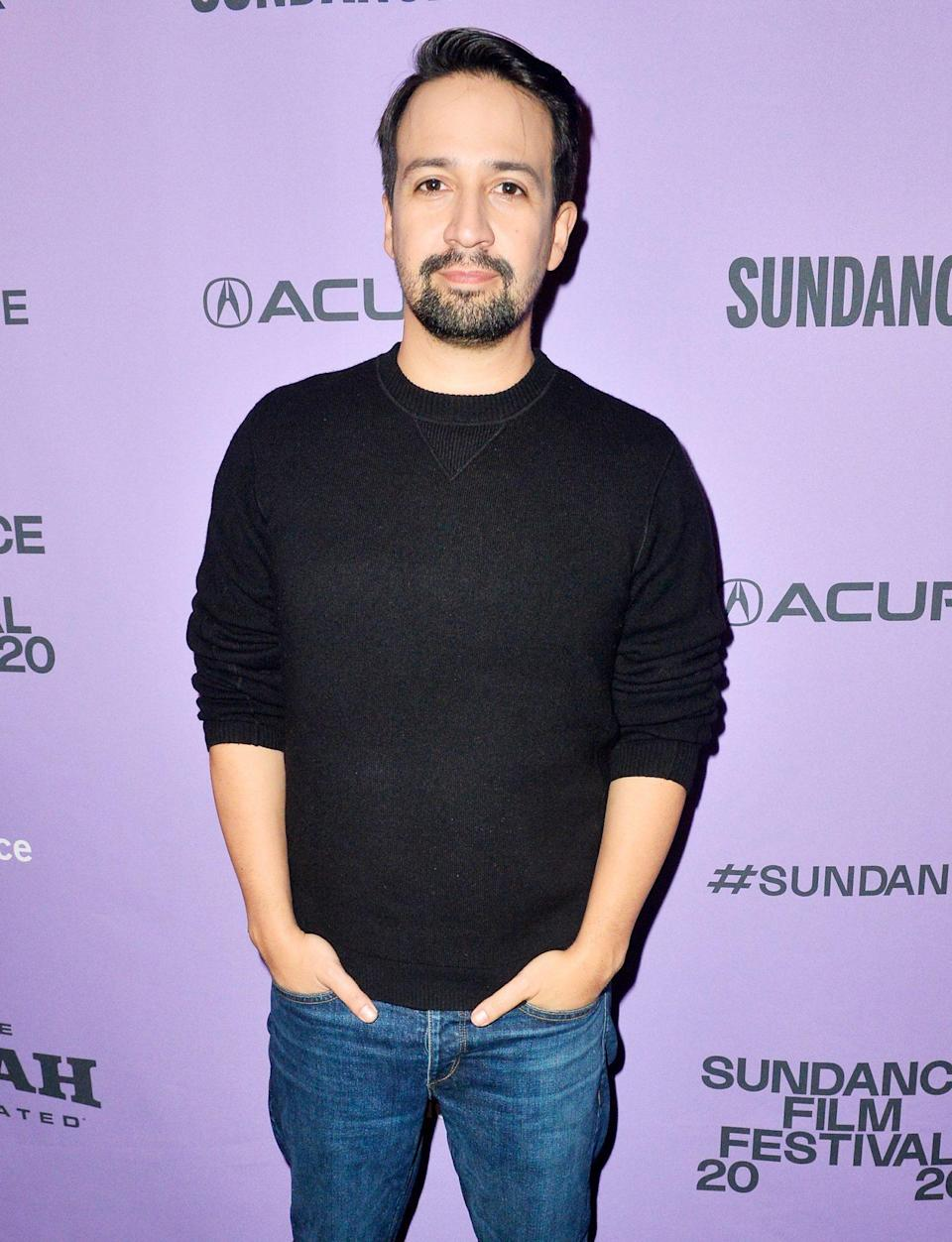 """<p>needs an Oscar, having already won an Emmy for outstanding original music and lyrics for the song """"Bigger!"""" at the 67th annual Tony Awards, three Grammys (best song written for visual media for <em>Moana,</em> best musical theater album for <em>Hamilton </em>and<em> In the Heights</em>) and three Tonys: two for <em>Hamilton </em>and one for <em>In the Heights</em>.</p>"""