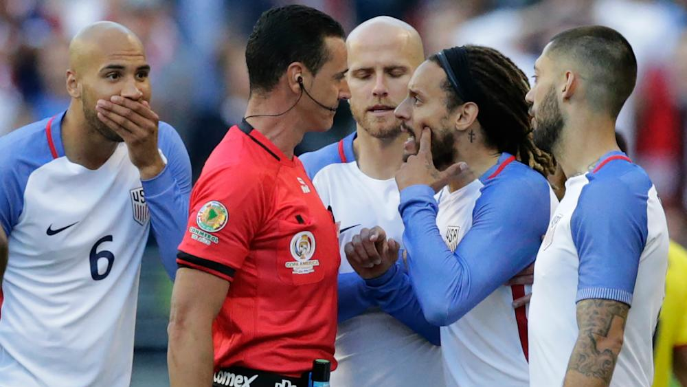 Jermaine Jones USA Copa America 06162016
