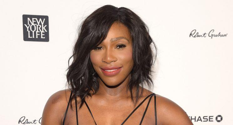 Serena Williams is asking for pregnancy advice. (Photo: Getty Images)
