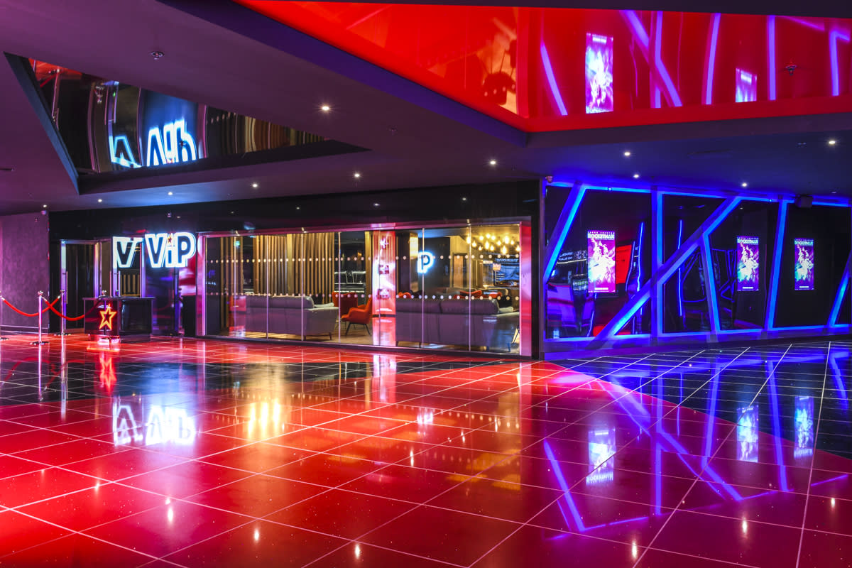 <p>The additional eight screens offer VIP and 4DX experiences, complementing the existing Superscreen and ScreenX immersive technologies, making it one of the UK's most technologically advanced cinemas. (Cineworld) </p>