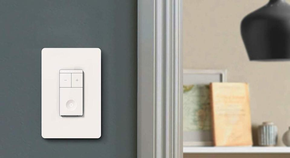 Enjoy hands-free light control with Treatlife smart switches. (Photo: Amazon)