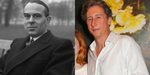 <p>Nicholas Rowe played Sir John Rupert Colville, better known as Jock Colville, who was secretary to Elizabeth II for two years before she became Queen of England. But Colville's impressive résumé didn't stop there: He also served as an assistant private secretary to three prime ministers, including Winston Churchill. Oh, and also, get this: Jock married one of Elizabeth's ladies-in-waiting, Lady Margaret Egerton.</p>