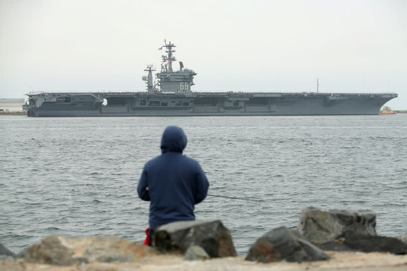 U.S. holds naval exercises with allies in Asia amid China tension