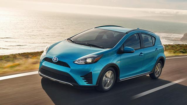 <p><strong>Teal: 4.4 percent less likely to have a deal</strong></p> <p>We're featuring a teal Prius C here, but sports cars are the likely culprit for this result. Bright colors like teal tend to show up on more exotic models, which may not be as likely to offer a big discount than less exciting passenger cars. The low supply of teal cars in general could also be enough to result in fewer discounts as more people seek out the color.</p>