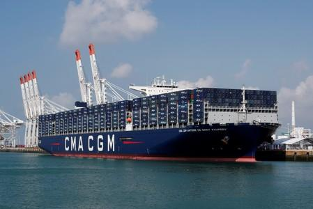 France's CMA CGM will not send ships through Arctic route