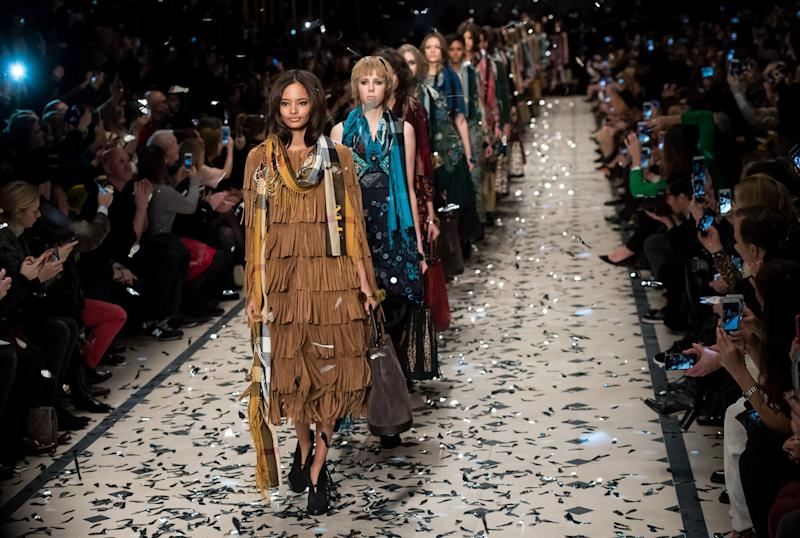 London Fashion Week Goes Digital And Gender Neutral In A Positive Move For British Fashion