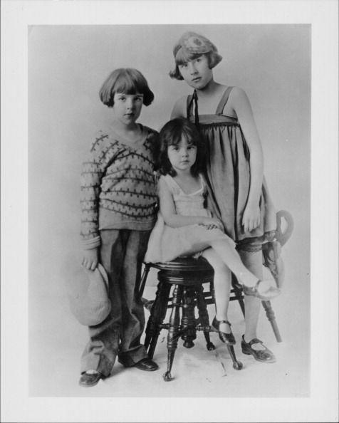 """<p>Frances and her big sisters, Dorothy and Mary Jane, performed in her father's theater in Grand Rapids, Minnesota as the Gumm Sisters Kiddie Act. At the time, Judy went by the name of """"Baby Gumm."""" </p>"""