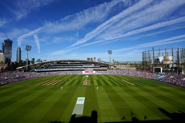 The Kia Oval is one of the eight venues for The Hundred (John Walton/PA)