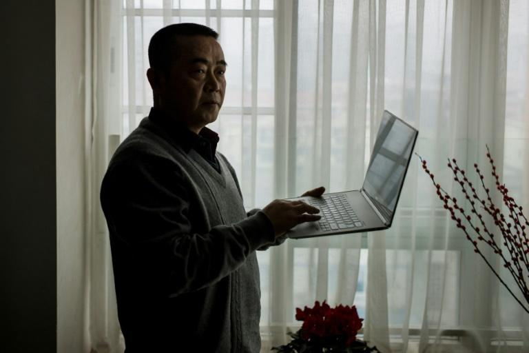 Chinese dissident Huang Qi's work has repeatedly drawn the ire of authorities in Beijing
