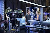 """<p>Like <em>Smallville</em>, and many other shows, the <a href=""""https://www.ranker.com/list/arrow-trivia/ranker-comics"""" rel=""""nofollow noopener"""" target=""""_blank"""" data-ylk=""""slk:title"""" class=""""link rapid-noclick-resp"""">title</a> of every episode is said at least once in the dialogue between characters.</p>"""