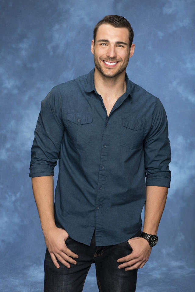 <p>There was more than one Ben on Kaitlyn's season of <em>The Bachelorette</em>, so he became known as Ben Z. (Yeah, that's all we really remember about him.)<br><br>(Photo: Craig Sjodin/ABC) </p>