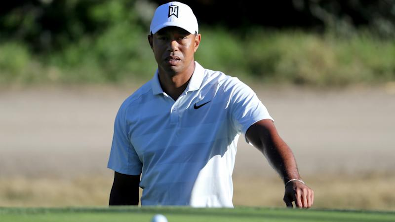 Tiger Woods misses cut at Genesis Open