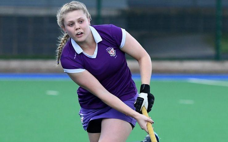Kerry-Anne Hastings is vying for promotion with Durham - Women's hockey talking points: Scotland's Kerry-Anne Hastings aiming to keep up family traditions - DURHAM UNIVERSITY