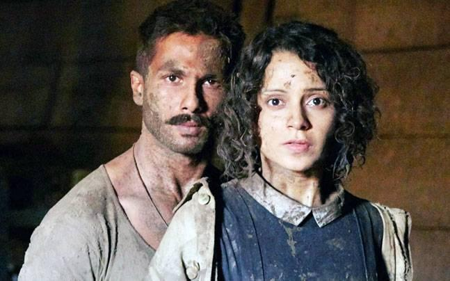 Rangoon in new trouble. As if the poor box office collection was not enough!