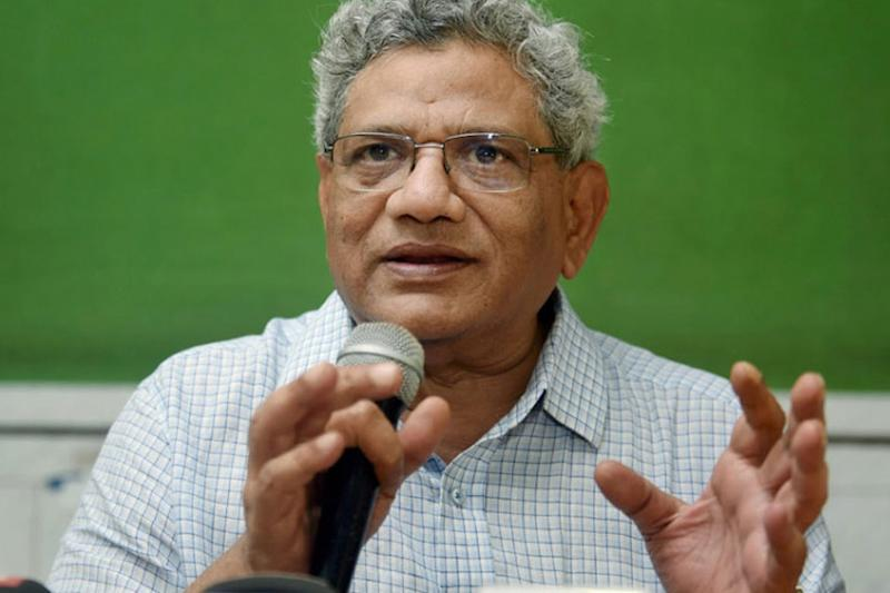 After Arun Jaitley's Dig at CPIM, Sitaram Yechury Says Still Fighting RSS and BJP's Emergency