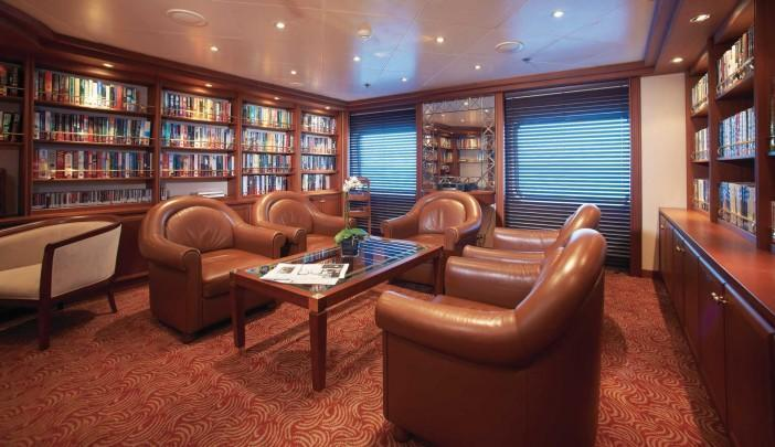 <p>How much use will the library get from Team USA? (silversea.com) </p>