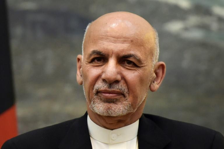 Afghanistan's Independent Election Commission said President Ashraf Ghani won 50.64 percent of the presidential vote, easily beating his top challenger, according to preliminary results (AFP Photo/SHAH MARAI)