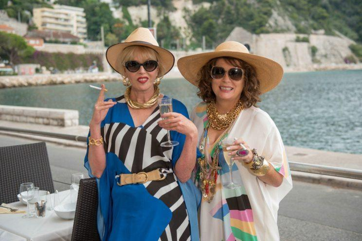 Ab Fab... is all over, says Jennifer Saunders - Credit: Fox