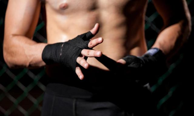 "<span class=""element-image__caption"">Many groups, including RAM, view their MMA gyms as training grounds for upcoming race wars. </span> <span class=""element-image__credit"">Photograph: Antonio_Diaz/Getty Images/iStockphoto</span>"