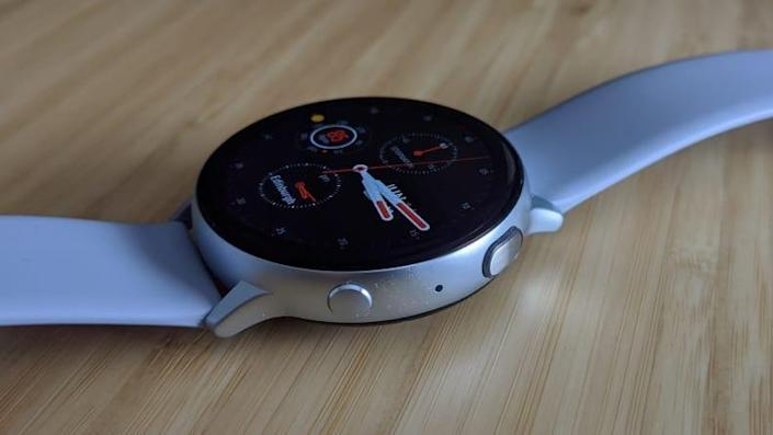 The Samsung Galaxy Watch Active 2 is the best Android smartwatch on the market.