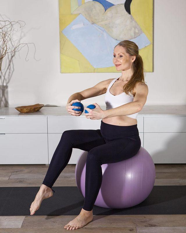 """<p>Pilates and barre fitness specialist, Lucy Mills conducts private and studio-feel group training from as little as £5 via live video classes. An expectant mother herself, Mills is trained in pre- and postnatal exercise and curates specialist programmes with suitable modifications for all stages of one's motherhood journey. With no two sessions the same, she tailors her thorough teaching to your specific needs, with a considered focus on alignment for long-term strength. All mothers-to-be can try their first prenatal class for free with the code PREG-ME-TOO. We imagine you'll be hooked.</p><p>Find out more and book a class at <a href=""""https://www.youridealfit.com/book-classes"""" rel=""""nofollow noopener"""" target=""""_blank"""" data-ylk=""""slk:youridealfit.com"""" class=""""link rapid-noclick-resp"""">youridealfit.com</a></p><p><a href=""""https://www.instagram.com/p/CM-QWRshgda/?utm_source=ig_embed&utm_campaign=loading"""" rel=""""nofollow noopener"""" target=""""_blank"""" data-ylk=""""slk:See the original post on Instagram"""" class=""""link rapid-noclick-resp"""">See the original post on Instagram</a></p>"""