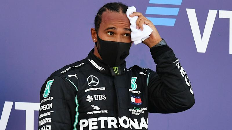 F1 2020: They're trying to stop me - Hamilton hits out after 'ridiculous' penalties