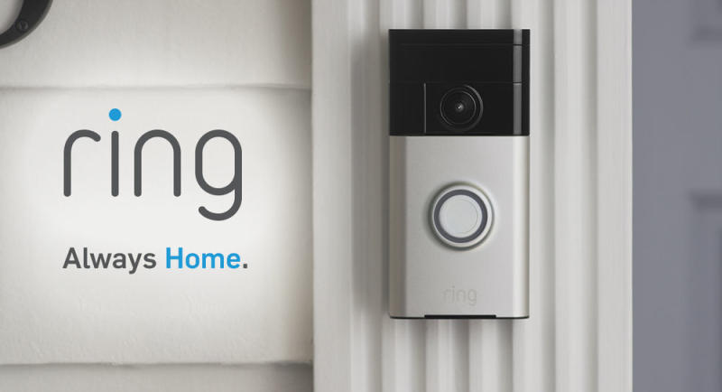 Amazon-Owned Doorbell-Camera Company Partners With 400 Police Forces