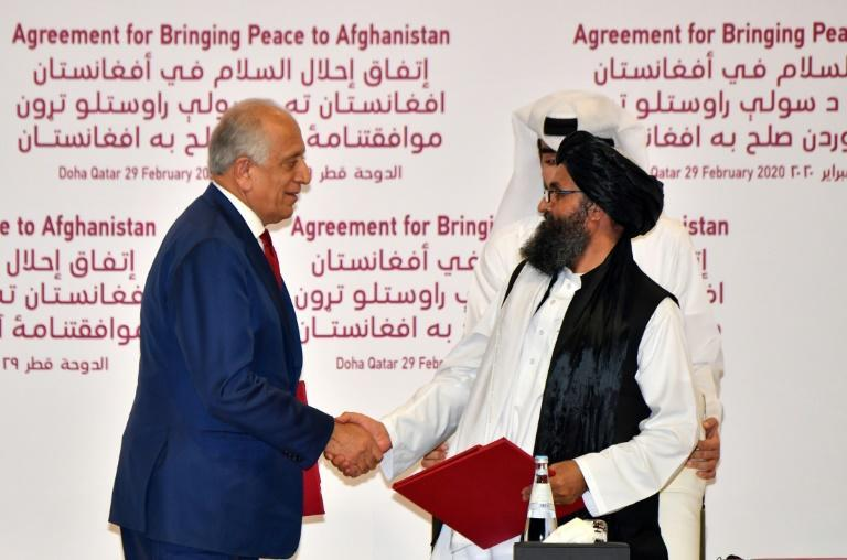 Khalilzad was said to have developed a close rapport with the Taliban delegation
