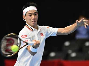 Brisbane International: Japan's Kei Nishikori strolls past Jeremy Chardy in straight sets to enter final