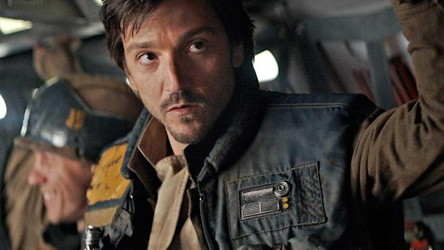 Diego Luga will lead a 'Rogue One' spinoff series for Disney+