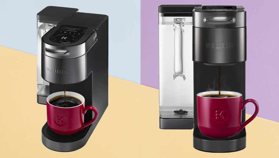 Wake up and smell the savings! This next-generation Keurig is on sale for a steal! (Photo: Kohl's)