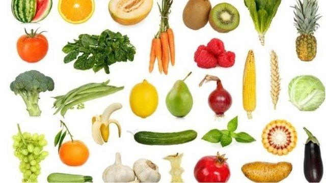 veg and fruits